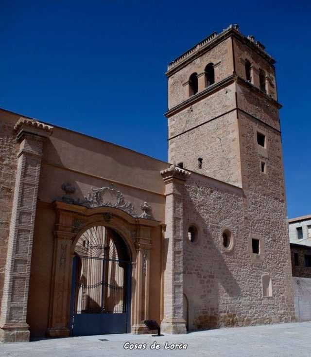 Cosas de Lorca - Iglesia de Santa María www.cosasdelorca.com