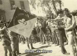 COSAS DE LORCA - SCOUTS EN LORCA