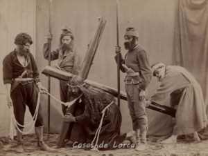 CALLE DE LA AMARGURA J.RODRIGO 1865