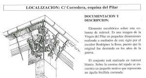 COSAS DE LORCA CALLE CORREDA ESQUINA DEL PILAR