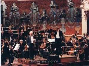 NARCISO YEPES CONCIERTO TEATRO BARCELONA