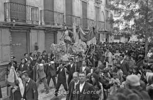 PROCESION JESUS RESUCITADO P.MENCHON 1926