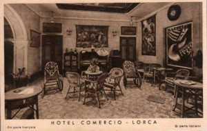 HOTEL COMERCIO SALA