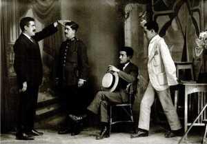 MIDIENDO AL RECLUTA 1920