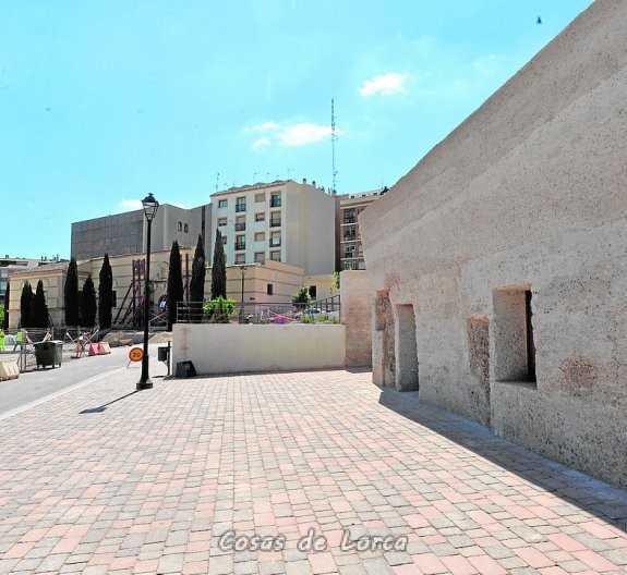 La oficina de turismo se trasladar en septiembre a la for Oficina de turismo lorca