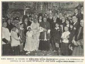 BODA JOSE IBAÑEZ MARTIN 1930