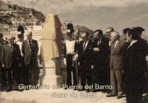 CENTENARIO DEL PUENTE DEL BARRIO