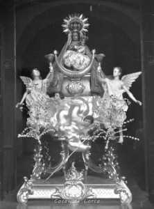 ESTRENO NUEVO TRONO 1924