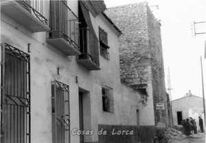 OBRAS REPARACION PORCHE SAN ANTONIO 1966