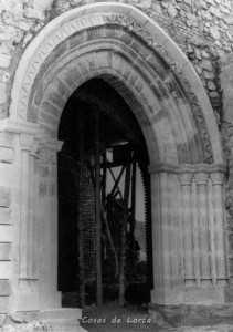 PORCHE SAN ANTONIO EN REPARACION 1968