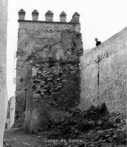 PORCHE SAN ANTONIO ESTADO EN 1965 DESDE CALLE ZAPATERIA
