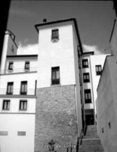 Torre de la puerta de Gil de Ricla incorporada al actual