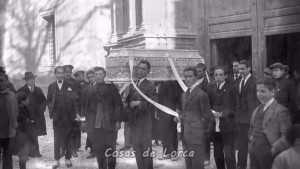 ENTIERRO VICTOR MELLADO HIIJO 1929C