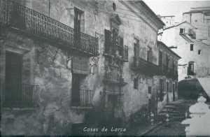 CASA DEL CORREGIDOR 1900