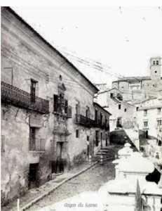 CASA DEL CORREGIDOR 1905