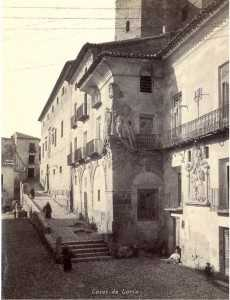 CASA DEL CORREGIDOR 1910