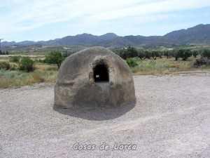 HORNO MORUNO DE AGUADERAS