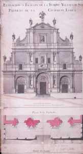SAN PATRICIO PLANO ALZADO