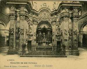 SAN PATRICIO TRASCORO 1906