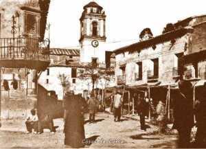 PLAZA DE LAS HORTALIZAS 1940