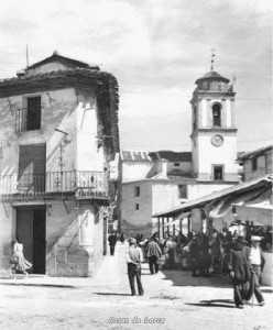 PLAZA DE LAS VERDURAS 1860