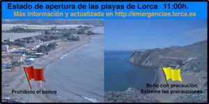 - Pueblo de Calnegre Roja-Gruesa - Cala de Calnegre Amarilla-Marejada