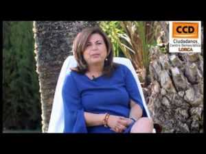 MARIA QUIÑONERO, CANDIDATA CCD LORCA ELECCIONES MUNICIPALES LORCA 2015