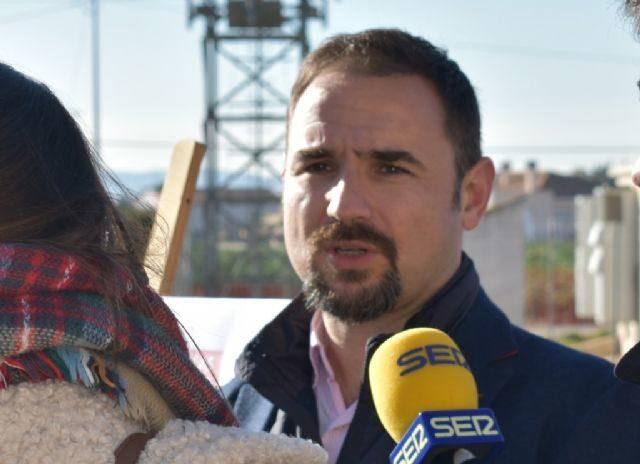 El PSOE pide que los afectados por las expropiaciones puedan consultar los proyectos de ADIF en los locales sociales de Campillo, Torrecilla y Almendricos