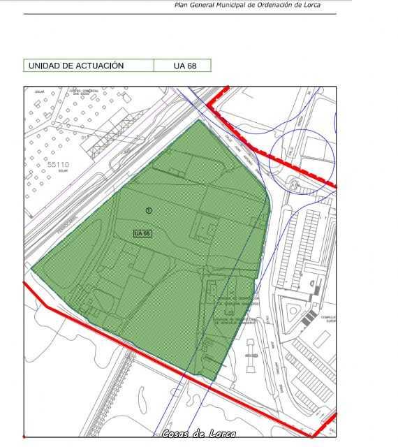 IU-Verdes denuncia que el Ayuntamiento ha vulnerado la Ley de Expropiación forzosa en el proyecto de la Ronda Central