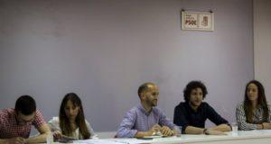 El lorquino José Ángel Ponce, nuevo Presidente del Comité Regional de Juventudes Socialistas de la Región de Murcia
