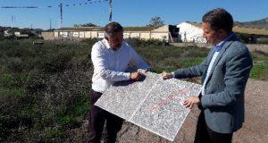 El soterramiento del ferrocarril por el casco urbano incluye desde San Diego hasta pasada la rambla de Las Señoritas, el mismo que se anunció hace 6 meses
